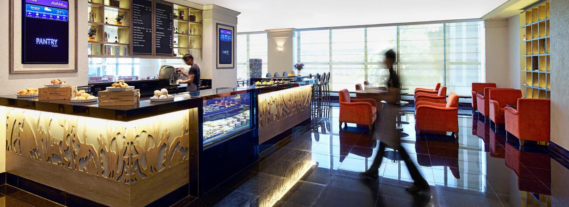 The Pantry by AVANI Atrium Bangkok