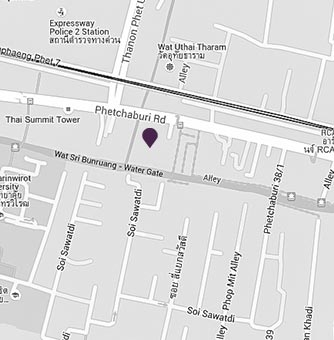Location of AVANI Atrium Bangkok on a map
