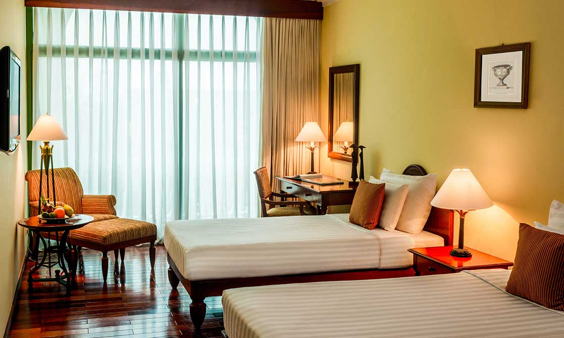 Executive room at AVANI Hai Phong Harborview hotel in Vietnam
