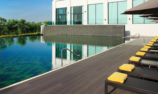 Khon Kaen hotel offers with swimming pool deck