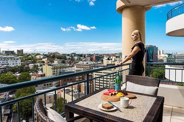 Oaks On Castlereagh Serviced Apartments Sydney