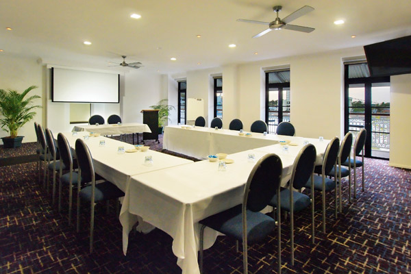 conference event at townsville hotel