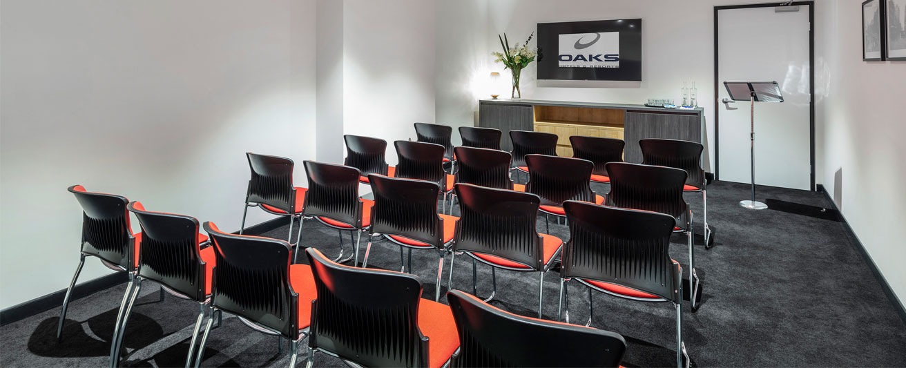 Row Chairs Conference Room Oaks Embassy Adelaide South Australia