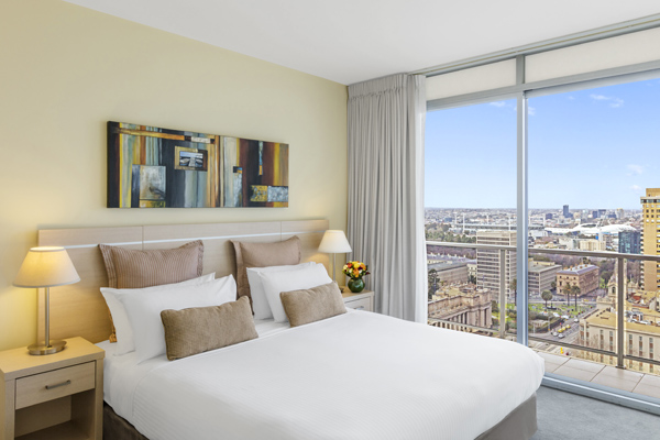Oaks On Lonsdale Serviced Apartments Melbourne Cbd