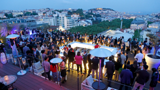 SKY BAR REOPENS WITH THE BEST SUNSETS IN TOWN